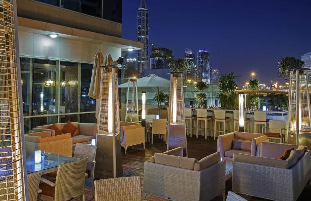 фото Pullman Dubai Jumeirah Lakes Towers Hotel and Residence изображение №26