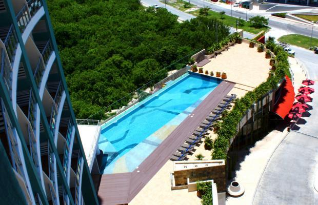 фото Krystal Urban Cancun (ex. B2b Malecon Plaza Hotel & Convention Center) изображение №14