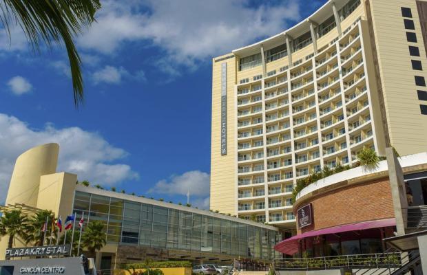 фотографии Krystal Urban Cancun (ex. B2b Malecon Plaza Hotel & Convention Center) изображение №4
