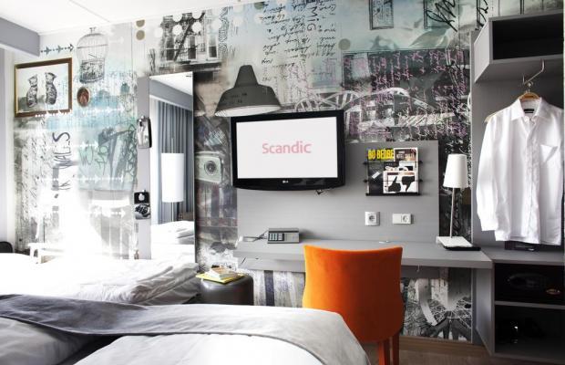 фотографии отеля Scandic Kolding изображение №11
