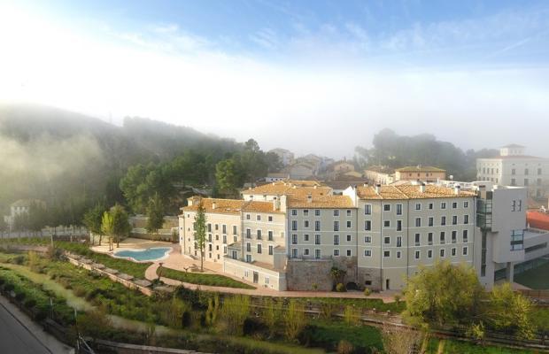 фото Hotel Balneario Alhama de Aragon изображение №2