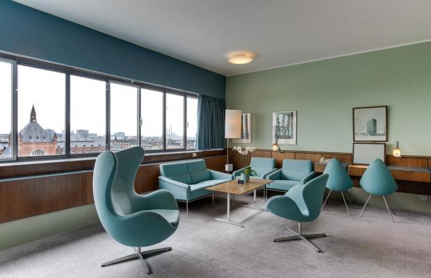 фото отеля Radisson Blu Royal Hotel (ex. Radisson SAS Royal) изображение №21