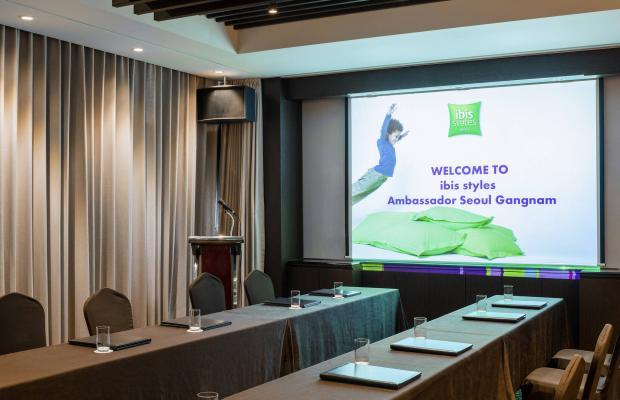 фотографии Ibis Styles Ambassador Seoul Gangnam Hotel изображение №12