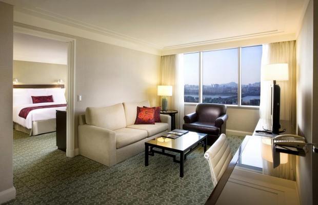 фото отеля JW Marriott Hotel Seoul изображение №29