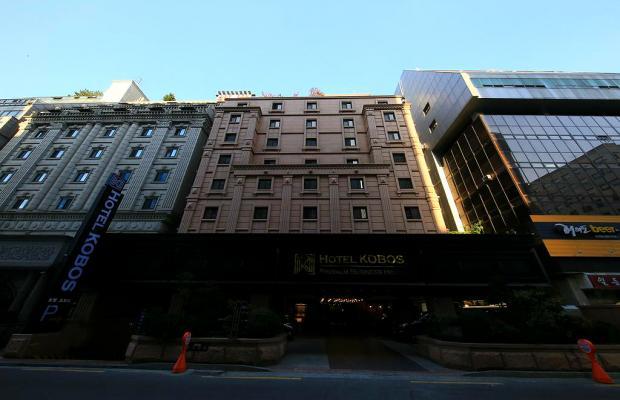 фото отеля Kobos Hotel изображение №1