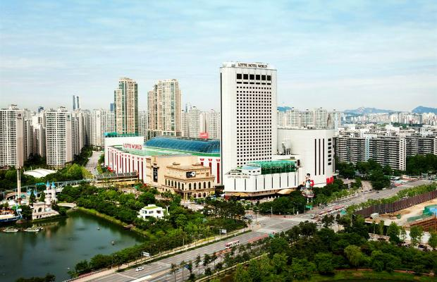 фото отеля Lotte World изображение №1