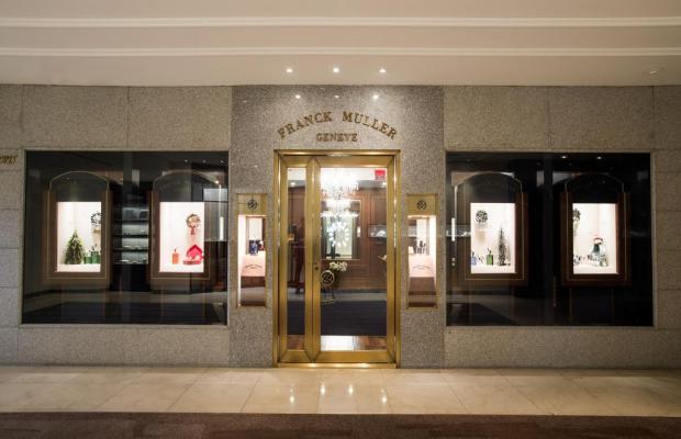 фото отеля Millennium Seoul Hilton изображение №5