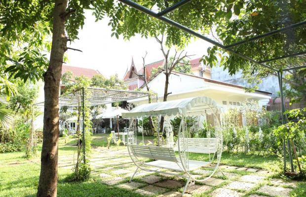 фотографии отеля Frangipani Green Garden Hotel and Spa изображение №27