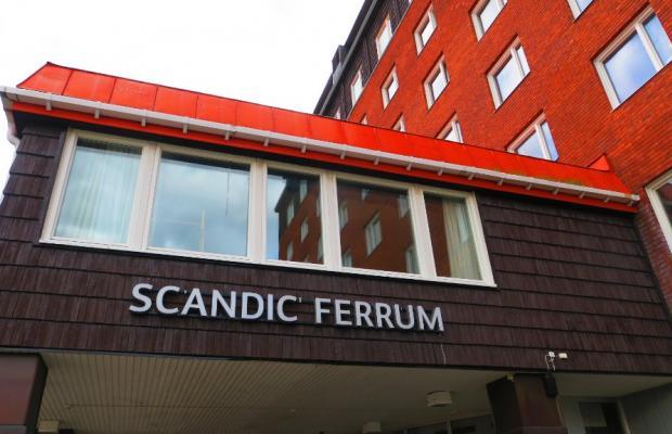 фотографии отеля Scandic Ferrum изображение №3