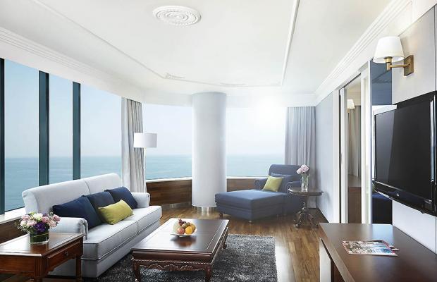 фото Novotel Busan Ambassador (ex. Busan Marriott Hotel) изображение №22
