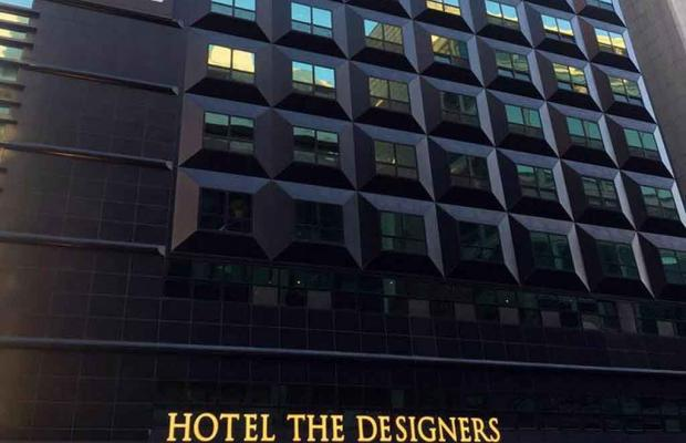 фото отеля Hotel The Designers Yeouido (ex. Hotel Together Yeouido; Three Seven Stay Hotel; Park 365 Hotel) изображение №1