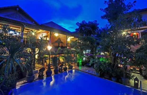 фото отеля HanumanAlaya Boutique Residence изображение №21