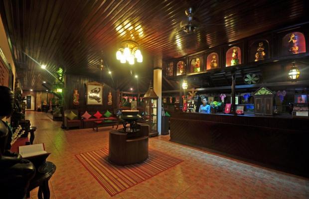 фотографии отеля HanumanAlaya Boutique Residence изображение №19