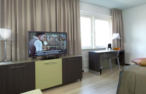фотографии отеля Quality Hotel Lulea изображение №19
