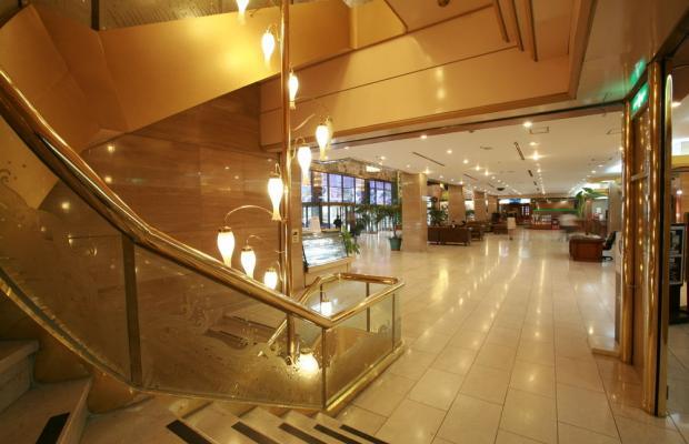 фотографии отеля Capital Hotel изображение №7