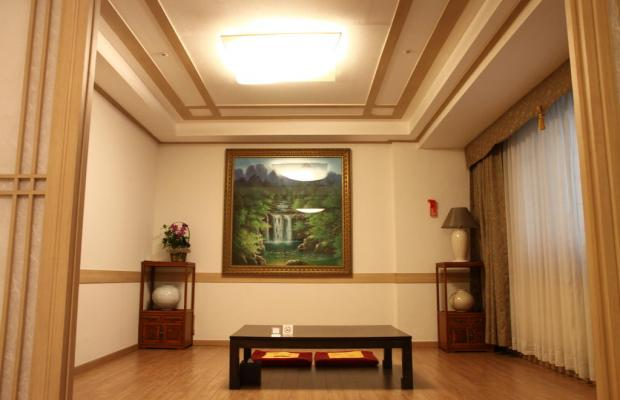 фотографии отеля Hotel Samjung изображение №3