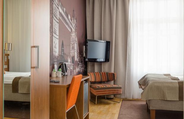 фотографии отеля Scandic Stora Hotellet (ех. Scandic City) изображение №23