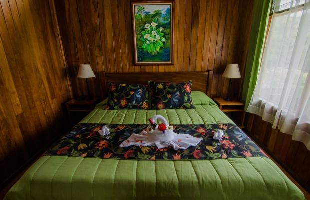 фотографии отеля Cloud Forest Lodge изображение №35
