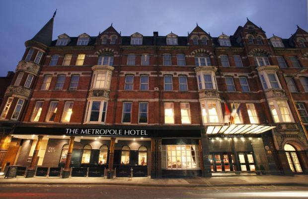 фотографии отеля The Metropole Hotel (ex. Gresham Metropole) изображение №3
