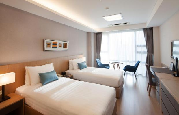 фото отеля Fraser Place Central Seoul изображение №33