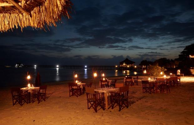 фотографии отеля Fundu Lagoon изображение №15