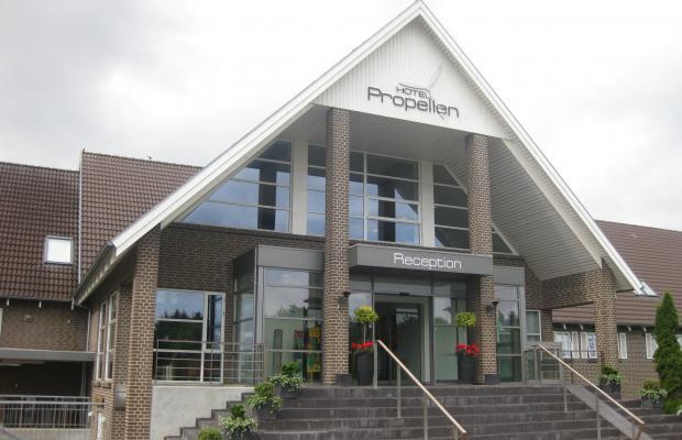 фотографии отеля Propellen Hotel изображение №3