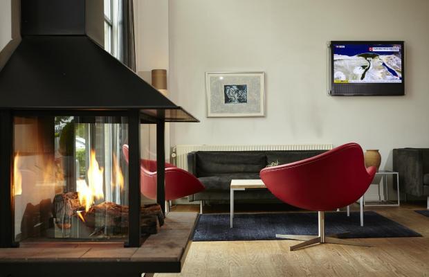 фото отеля Radisson Blu Hotel Papirfabrikken изображение №13
