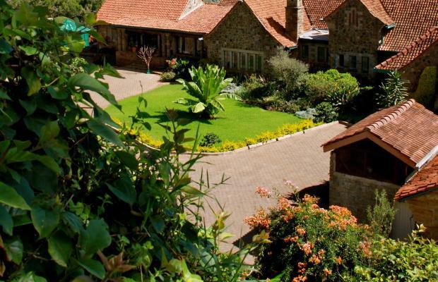 фотографии отеля Aberdare Country Club изображение №27