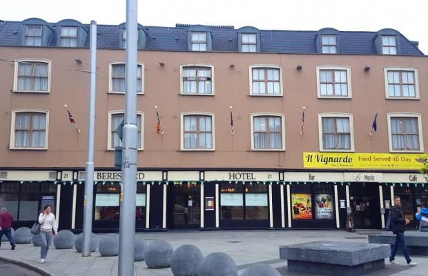 фото отеля Beresford Hotel (ex. Isaacs Dublin) изображение №1