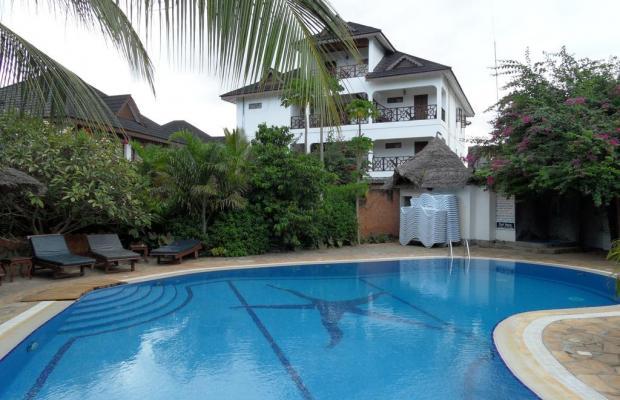 фото отеля Langi Langi Beach Bungalows изображение №1