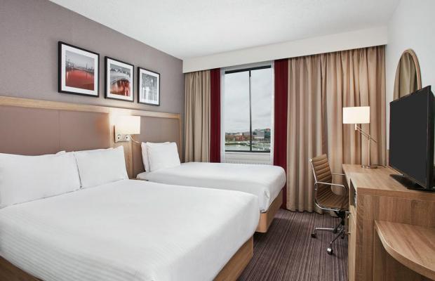 фото отеля Hilton Garden Inn Dublin Custom House (ex. Jurys Inn Custom House) изображение №13