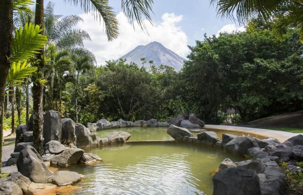 фотографии отеля Arenal Paraiso изображение №11