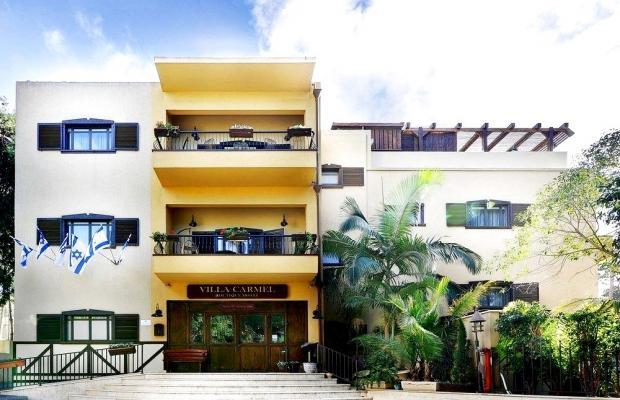 фото отеля Villa Carmel Boutique Haifa изображение №1