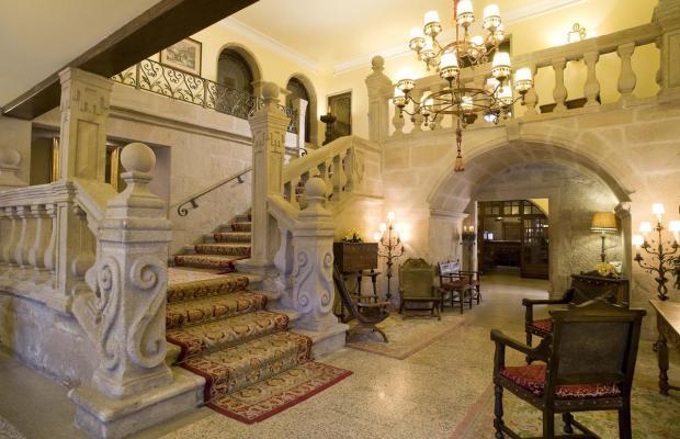 фотографии отеля Parador de Pontevedra изображение №31