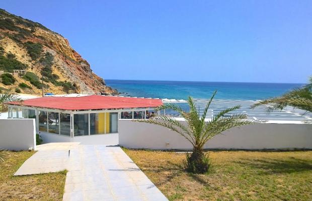 фотографии отеля Golden Milos Beach изображение №7