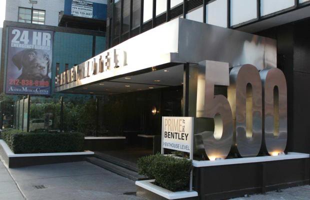 фотографии отеля The Bentley Hotel изображение №3