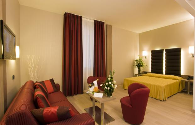 фотографии отеля Hotel Cosmopolitan Bologna изображение №7