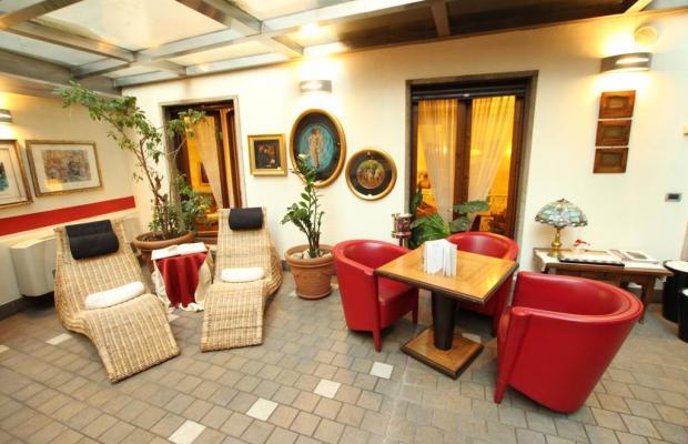 фотографии отеля Hotel Carrobbio изображение №27