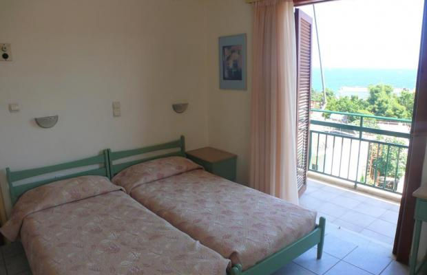 фотографии отеля Hotel Karyatides изображение №27