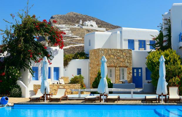 фотографии отеля Chora Resort Hotel & Spa изображение №55