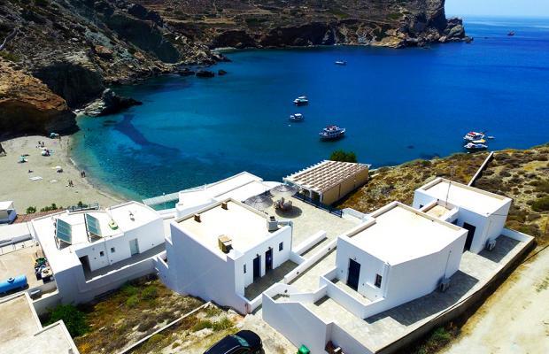 фото отеля Pasithea Folegandros изображение №1