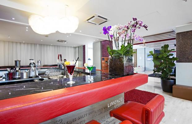 фотографии отеля Novotel Roma Eur (ex. OP Hotel) изображение №7
