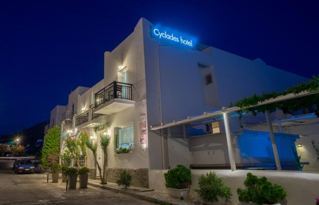 фотографии Hotel and Studios Cyclades изображение №16