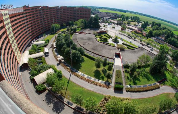 фото отеля Ripamonti Residence & Hotel Milano (ex.Atahotel Ripamonti)  изображение №21