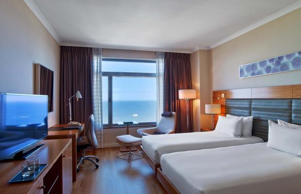 фотографии отеля Hilton Diagonal Mar Barcelona изображение №3