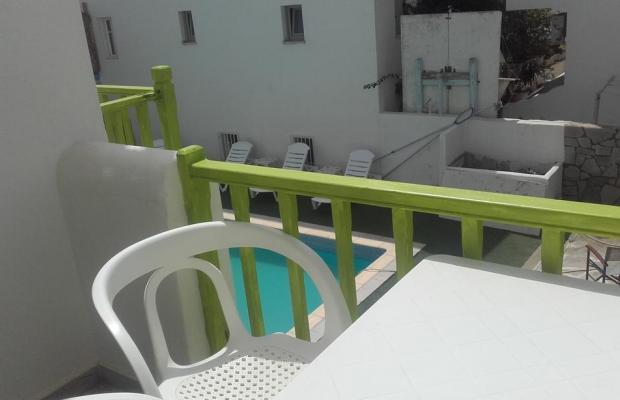 фотографии отеля Siren Paros (ex. Frangiscos Inn) изображение №15