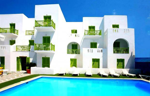фото отеля Siren Paros (ex. Frangiscos Inn) изображение №1