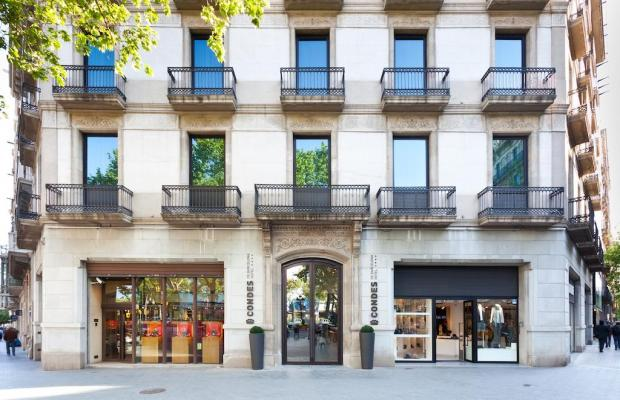 фото отеля Condes De Barcelona Hotel изображение №17