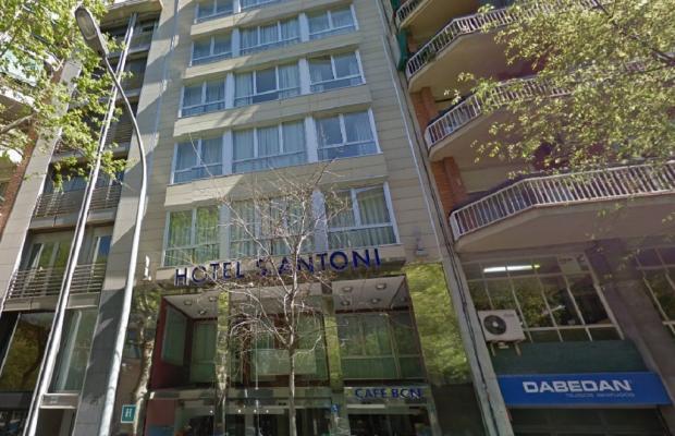 фотографии отеля Hotel Sant Antoni изображение №3
