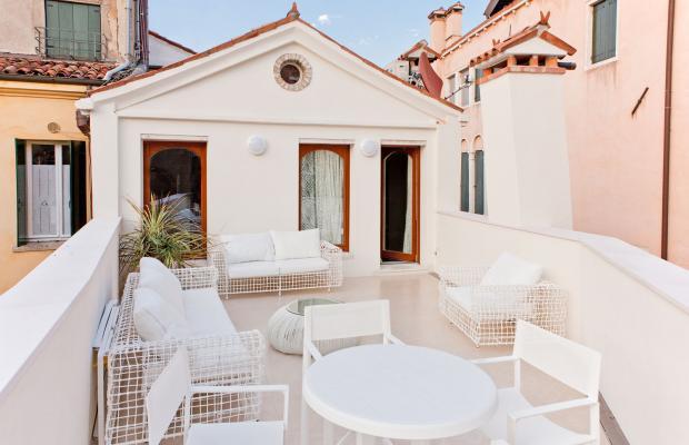 фотографии Dogi Suites - San Marco Terrace apartment изображение №4